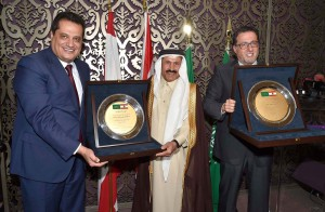 the Lebanese-Saudi Economic Development Relations Honoring Saudi Ambassador 5