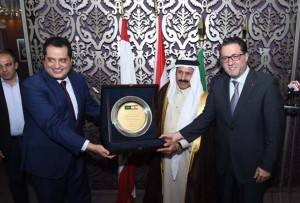 the Lebanese-Saudi Economic Development Relations Honoring Saudi Ambassador 6