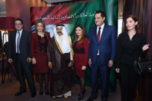 the Lebanese-Saudi Economic Development Relations Honoring Saudi Ambassador 7
